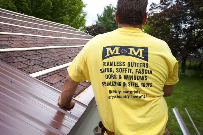Profile Photos of M&M Seamless Gutters Inc 801 S Henry St - Photo 16 of 18