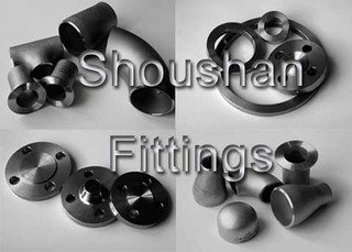 Provide titanium pipe fittings, weld pipeline and flange
