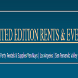 LIMITED EDITION RENTS & EVENTS