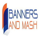 Retractable Banners Printing Services - Banners and Mash