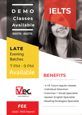 Services of Videsh Education Consultants