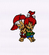 Cartoons Embroidery Designs of Cartoons Embroidery Designs