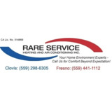 Rare Service Heating & Air Conditioning, Inc.