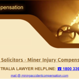 Miner Accident Compensation Solicitor