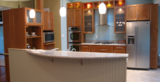 Profile Photos of Solid Wood Cabinets