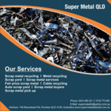 Super Metal QLD | Scrap Metal Prices