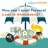 How can I avail Personal Loan in Ahmedabad?