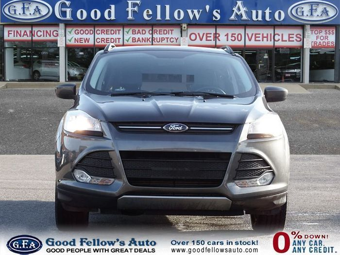 2017 Used Ford Escape for sale in Toronto! Learn more today at: https://www.goodfellowsauto.com/customer-resources/used-ford-escape/ Inventory of Good Fellow's Auto Wholesalers 3675 Keele St - Photo 16 of 221