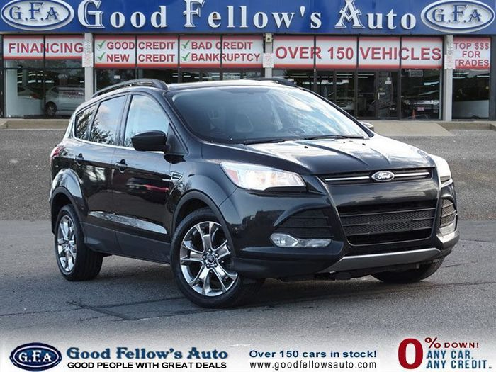 2014 Ford Escape for Sale in Toronto! Learn more: https://www.goodfellowsauto.com/customer-resources/used-ford-escape/ Inventory of Good Fellow's Auto Wholesalers 3675 Keele St - Photo 20 of 220