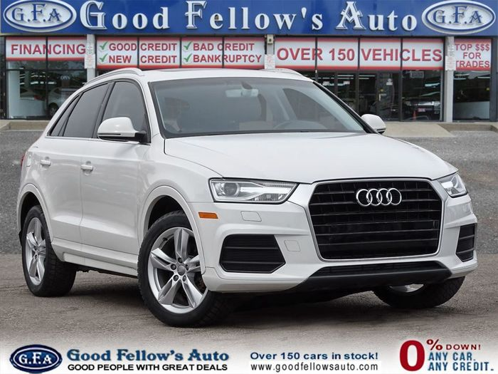This 2016 Audi is in impeccable condition! Head over to our website today to check out all of the details! Inventory of Good Fellow's Auto Wholesalers 3675 Keele St - Photo 34 of 219