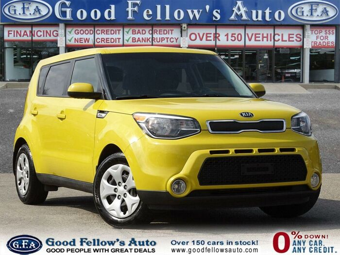 This 2016 Kia Soul may be just what you're looking for!<br /> <br /> https://www.goodfellowsauto.com/ Inventory of Good Fellow's Auto Wholesalers 3675 Keele St - Photo 56 of 220