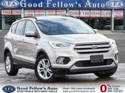 In the search for a used Ford Escape for sale? Consider this marvelous 2018 Beige model!<br /> <br /> https://www.goodfellowsauto.com/ Inventory of Good Fellow's Auto Wholesalers 3675 Keele St - Photo 57 of 221