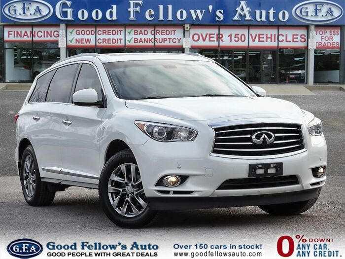 Contact us for more information on this stunning 2015 Infiniti QX60!<br /> <br /> https://www.goodfellowsauto.com/ Inventory of Good Fellow's Auto Wholesalers 3675 Keele St - Photo 67 of 219