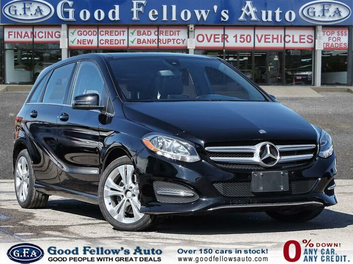 If you are looking for a used Mercedes-Benz B-Class luxury model, contact our sales team and ask about this excellent 2015 model! Inventory of Good Fellow's Auto Wholesalers 3675 Keele St - Photo 70 of 219