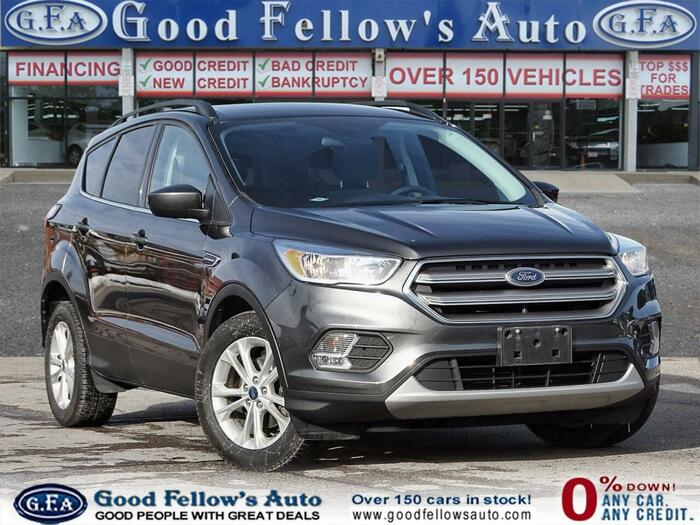Looking for a used Ford Escape for sale? We've got a special price offer to share with you! This amazing grey 2017 Ford Escape is in excellent condition and could be yours for $13,900 + taxes and licensing! Inventory of Good Fellow's Auto Wholesalers 3675 Keele St - Photo 79 of 219