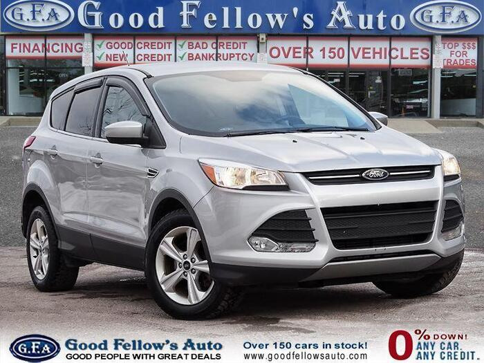 2015 Silver Ford Escape Inventory of Good Fellow's Auto Wholesalers 3675 Keele St - Photo 93 of 219