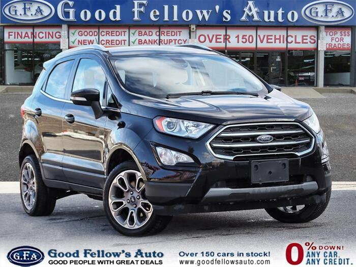 Treat yourself this holiday season with a 2018 Ford EcoSport.<br /> <br /> Contact Good Fellows for more information! Inventory of Good Fellow's Auto Wholesalers 3675 Keele St - Photo 102 of 219