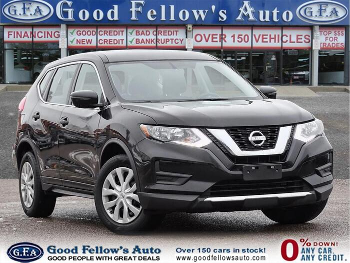 Looking for a used Nissan Rogue for sale in Toronto? Good Fellow's Auto Wholesalers has a lot full of different style, models, and years! Check out our used car dealership today. Inventory of Good Fellow's Auto Wholesalers 3675 Keele St - Photo 115 of 219
