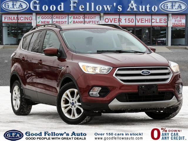 2018 Red Ford Escape Inventory of Good Fellow's Auto Wholesalers 3675 Keele St - Photo 119 of 220