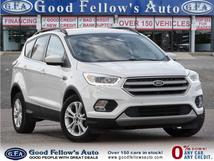 2018 Ford Escape Inventory of Good Fellow's Auto Wholesalers 3675 Keele St - Photo 127 of 219