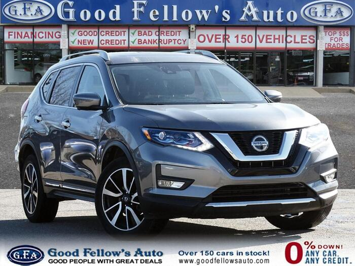 2018 Nissan Rogue Inventory of Good Fellow's Auto Wholesalers 3675 Keele St - Photo 38 of 219