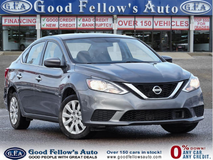 2019 Nissan Sentra Inventory of Good Fellow's Auto Wholesalers 3675 Keele St - Photo 135 of 221
