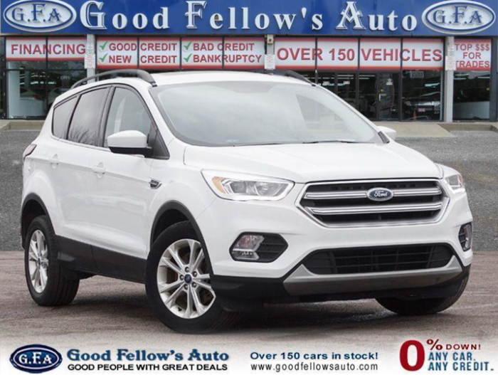 2018 Ford Escape Inventory of Good Fellow's Auto Wholesalers 3675 Keele St - Photo 147 of 220