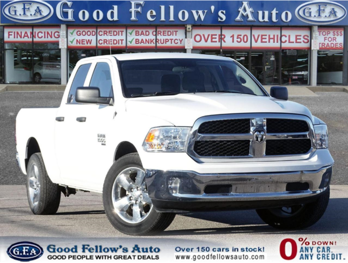 2019 RAM 1500 Inventory of Good Fellow's Auto Wholesalers 3675 Keele St - Photo 154 of 222
