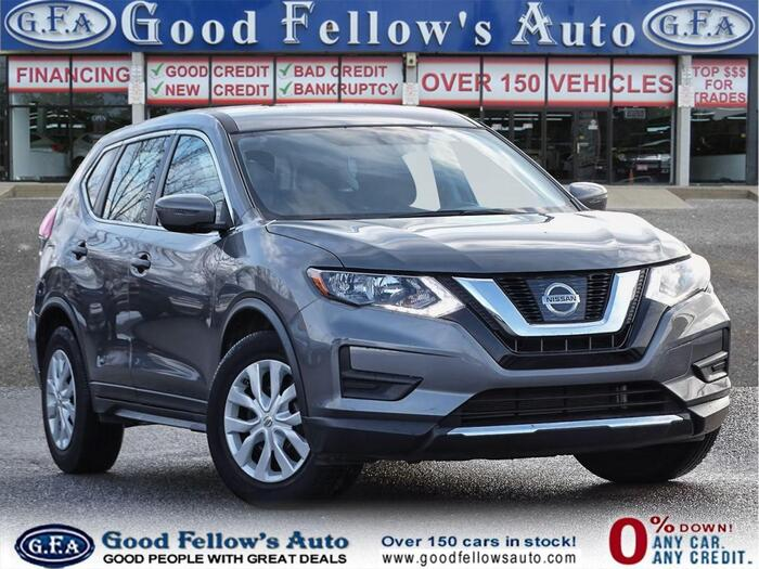 2017 Nissan Rogue Inventory of Good Fellow's Auto Wholesalers 3675 Keele St - Photo 165 of 219