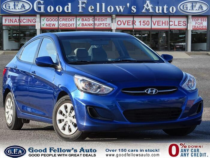 2016 Hyundai Accent Inventory of Good Fellow's Auto Wholesalers 3675 Keele St - Photo 176 of 219