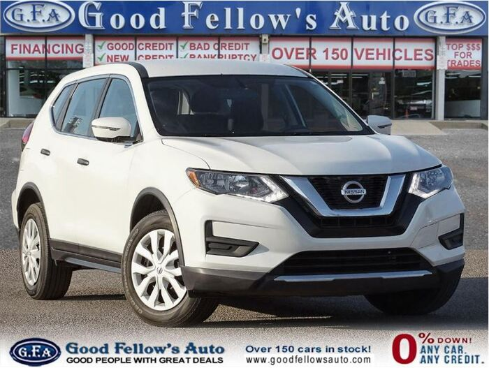 2017 Nissan Rogue Inventory of Good Fellow's Auto Wholesalers 3675 Keele St - Photo 191 of 213