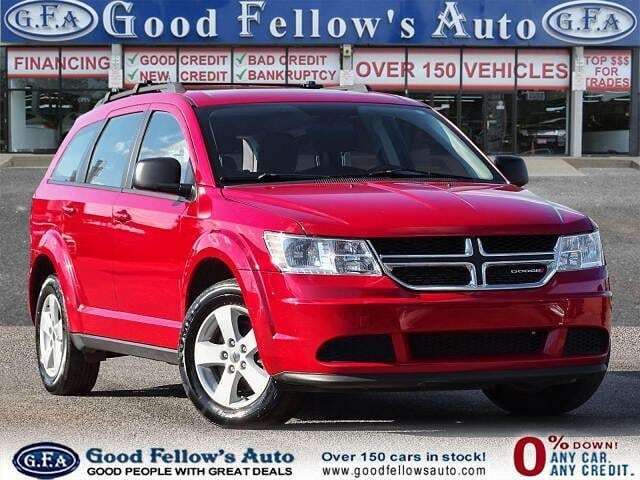 2018 Dodge Journey Inventory of Good Fellow's Auto Wholesalers 3675 Keele St - Photo 207 of 219