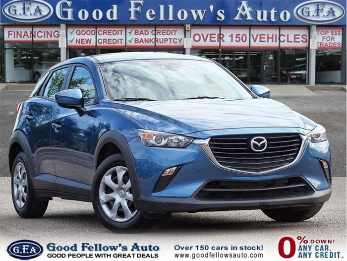 2018 Mazda CX-3 Inventory of Good Fellow's Auto Wholesalers 3675 Keele St - Photo 210 of 219