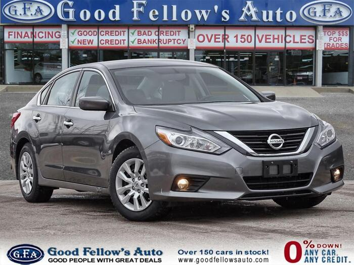 Ready to purchase a used vehicle that has everything you need? This 2018 Nissan is your best option Inventory of Good Fellow's Auto Wholesalers 3675 Keele St - Photo 212 of 219