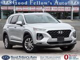 In the market for an excellent condition used SUV? Its time you consider this silver 2019 Hyundai Santa Fe from Good Fellow's Auto Wholesalers.<br />