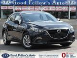 This gorgeous black GS Model vehicle is in excellent condition and on our lot today. For more information on this Mazda3, contact our team today. Good Fellow's Auto Wholesalers 3675 Keele St