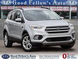 Take command of the road in an exquisite silver 2017 Ford Escape.<br />
