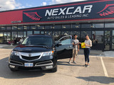 Acura Happy Client Nexcar Auto Sales & Leasing 1235 Finch Ave W