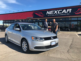 VW Happy Client Nexcar Auto Sales & Leasing 1235 Finch Ave W