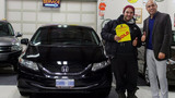 Honda civic sold Nexcar Auto Sales & Leasing 1235 Finch Ave W