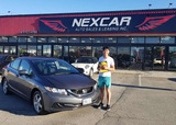 This customer found his next car. Now, it's your turn! <br />