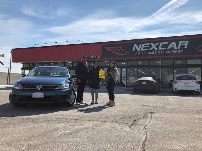 Happy Client<br /> https://www.nexcar.ca/<br /> #TorontoCarDealership Happy Client Photo 2 of Nexcar Auto Sales & Leasing 1235 Finch Ave W - Photo 12 of 41