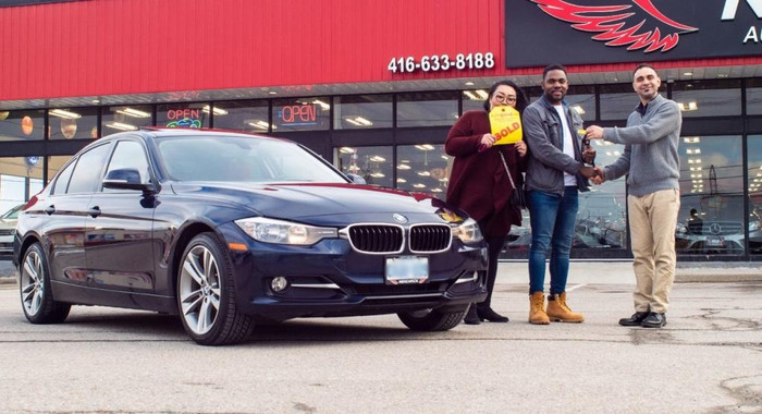 Happy Client<br /> https://www.nexcar.ca/<br /> #TorontoCarDealership Happy Client Photo 2 of Nexcar Auto Sales & Leasing 1235 Finch Ave W - Photo 13 of 41