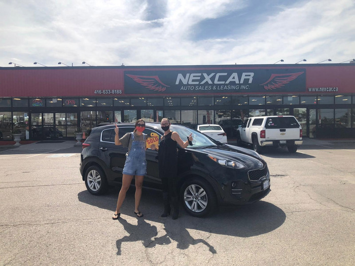 Happy Client<br /> https://www.nexcar.ca/<br /> #TorontoCarDealership Happy Client Photo 2 of Nexcar Auto Sales & Leasing 1235 Finch Ave W - Photo 18 of 41
