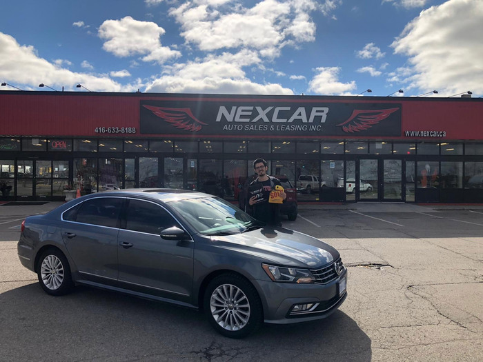 Happy Client<br /> https://www.nexcar.ca/<br /> #TorontoCarDealership Happy Client Photo 2 of Nexcar Auto Sales & Leasing 1235 Finch Ave W - Photo 20 of 41