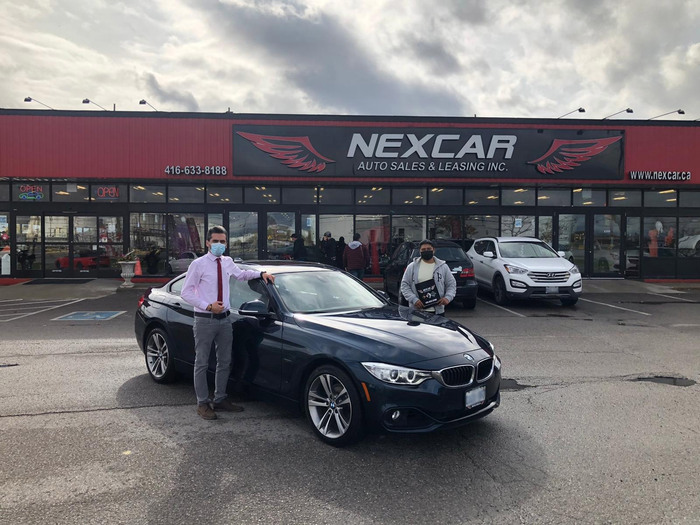 Happy Client<br /> https://www.nexcar.ca/<br /> #TorontoCarDealership Happy Client Photo 2 of Nexcar Auto Sales & Leasing 1235 Finch Ave W - Photo 21 of 41