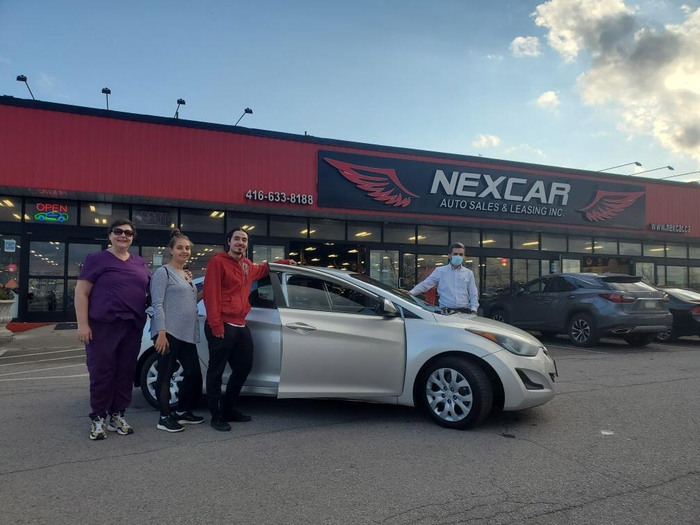 Happy Client<br /> https://www.nexcar.ca/<br /> #TorontoCarDealership Happy Client Photo 2 of Nexcar Auto Sales & Leasing 1235 Finch Ave W - Photo 22 of 41