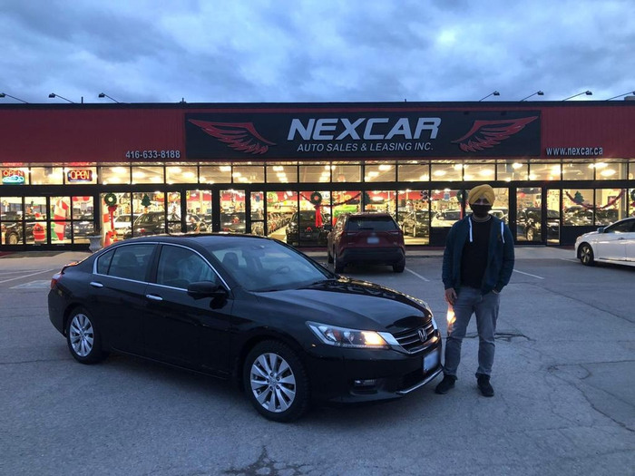 New Happy Client<br /> https://www.nexcar.ca/<br /> #TorontoCarDealership Happy Client Photo 2 of Nexcar Auto Sales & Leasing 1235 Finch Ave W - Photo 25 of 41