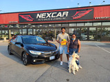 Sold 2018 Civic EX Nexcar Auto Sales & Leasing 1235 Finch Ave W
