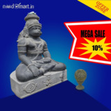Devotional sculpture   stone sculpture online India   stone statue online shopping   Indian traditional statue